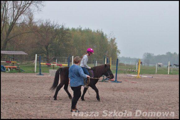lekcja jazdy konnej
