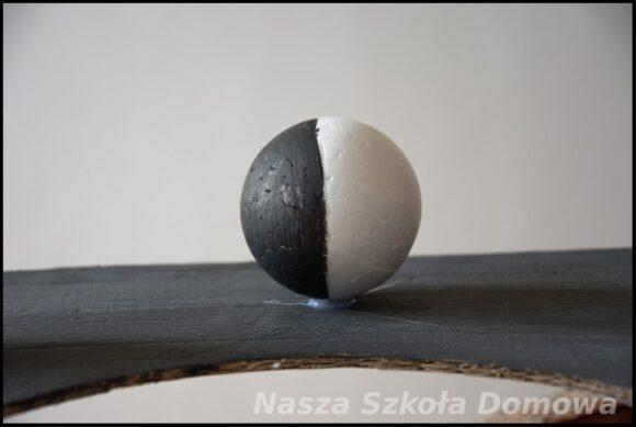 Fazy Księżyca - I kwadra