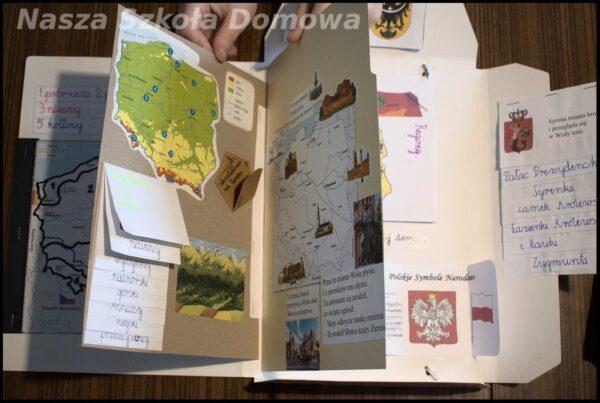 Lapbook o Polsce