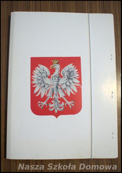 lapbook o Polsce - okłądka